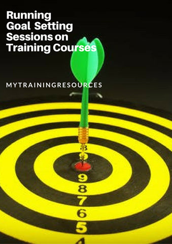 Running goal Setting Sessions on Training Courses