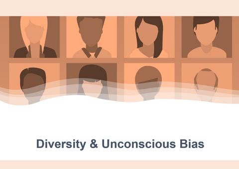 Diversity & Unconscious Bias - Online course November 25th  2020 2.00pm - 4.00pm