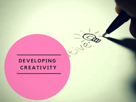 Developing Creativity PowerPoint
