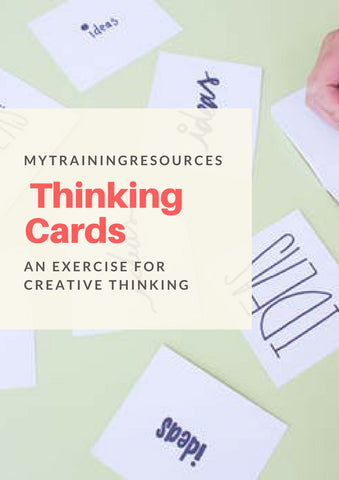 Thinking Cards - An Exercise for Creativity