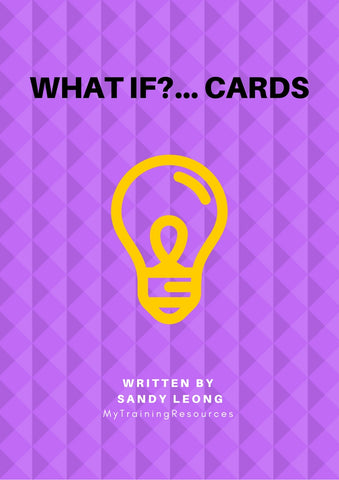 What if?...  Card Exercise