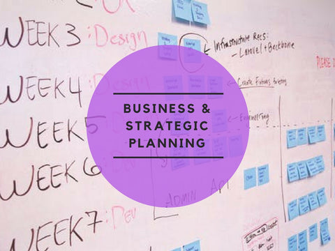 Business & Strategic Planning PowerPoint