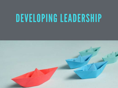 Developing Leadership PowerPoint