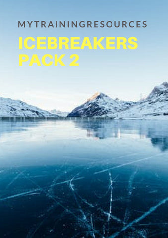 icebreakers, icebreaking exercises