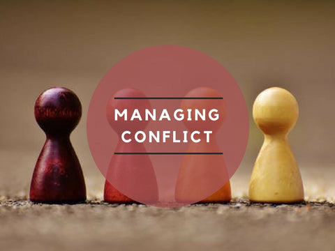 Managing Conflict PowerPoint