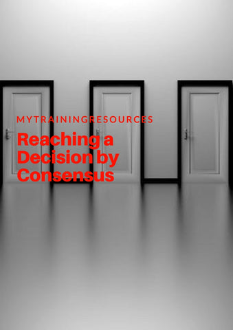 Reaching a Decision by Consensus