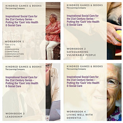 The Complete Series of Putting the 'Care' into Health & Social Care