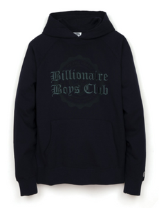 Billionaire Boys Club College Popover Hood - Navy