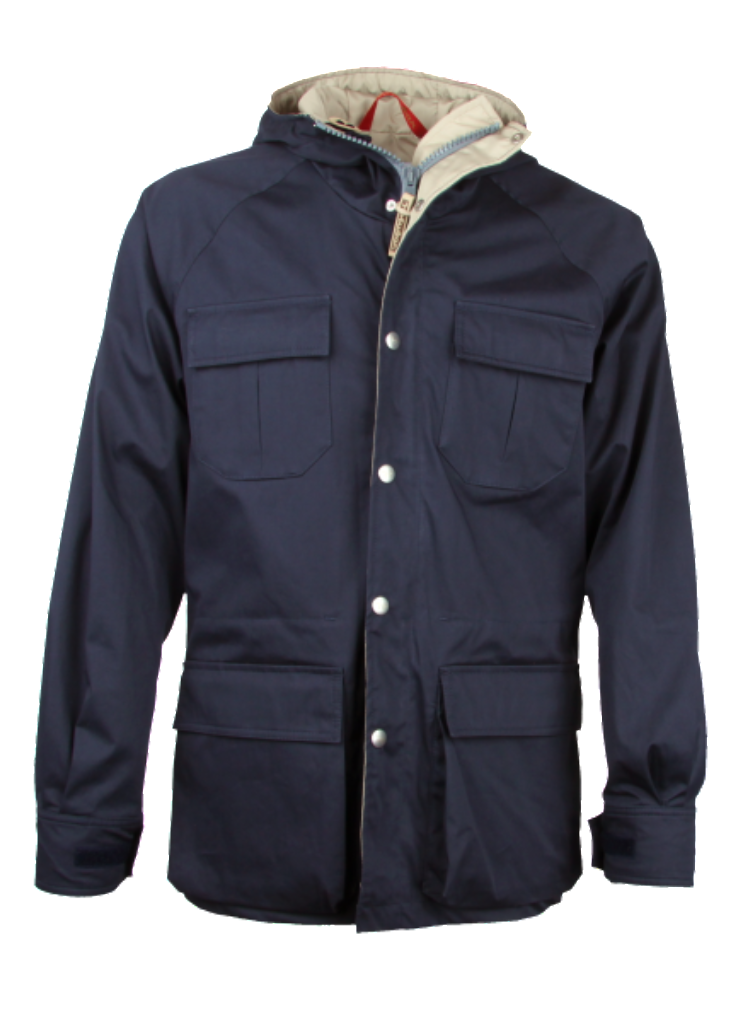 Holubar Deer Hunter Jacket - Navy
