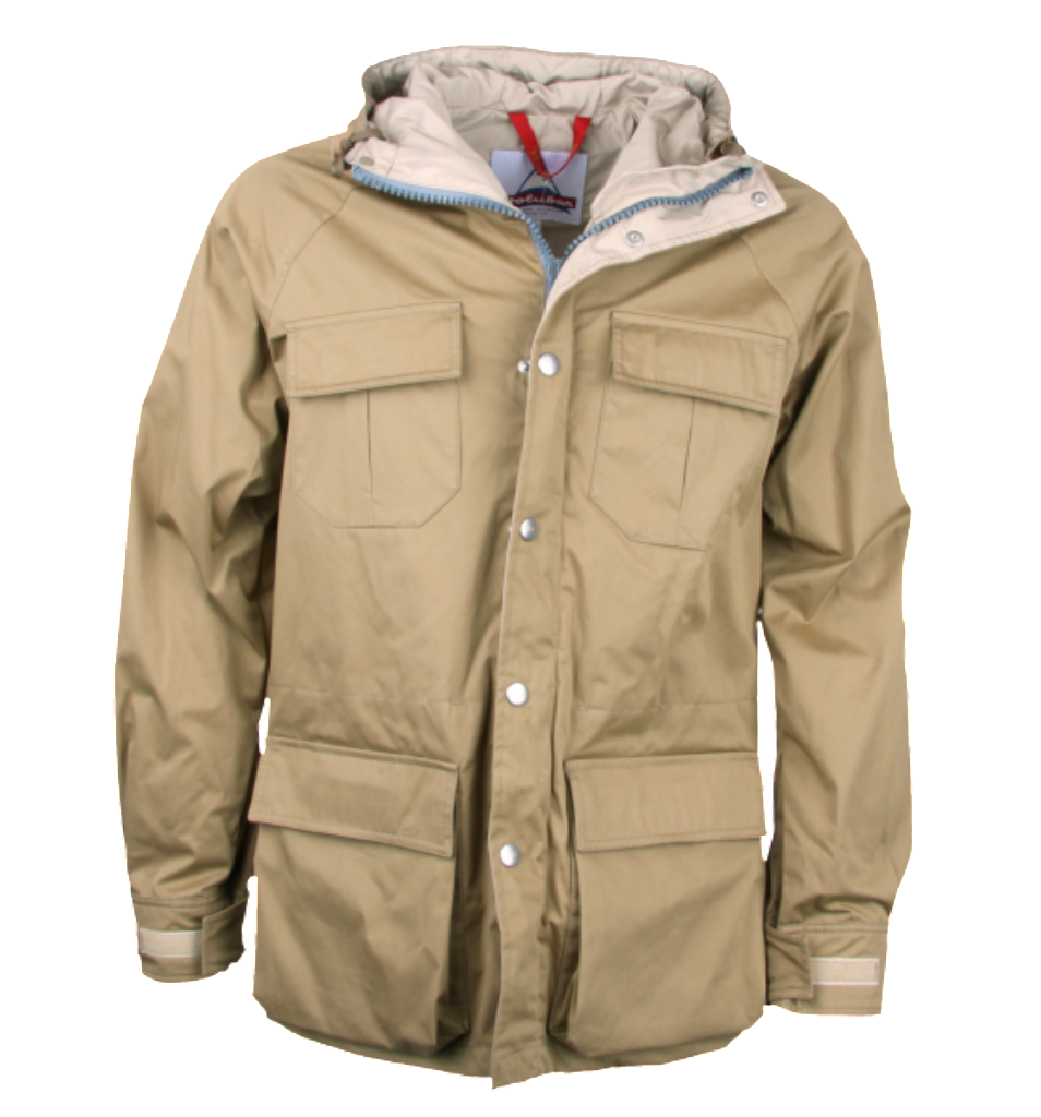 Holubar Deer Hunter Jacket - Dark Khaki