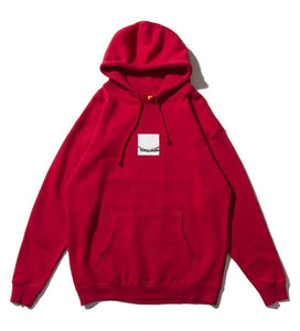 Iggy NYC Focus Group Hoodie - Red