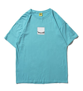 Iggy NYC Focus Group T-Shirt - Aqua