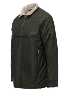 Nigel Cabourn x Peak Performance Quilted Smock - Base Camp Green