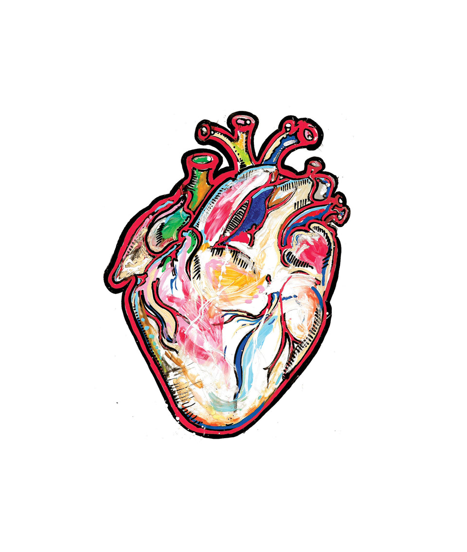 Heart by Timothy Gold