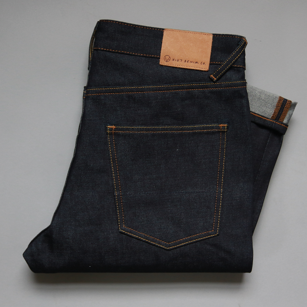 Hiut Denim Organic Jeans in Cardiff