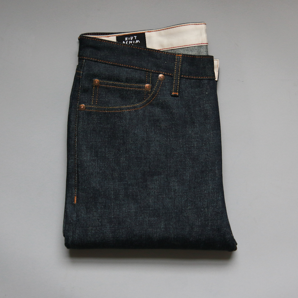 Hiut Denim Selvedge Jeans - Slim