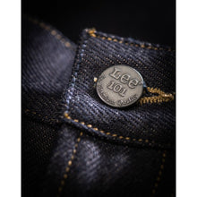 Lee 101 Z Straight Selvedge Jeans