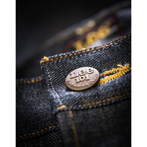 Lee 101 S Tapered Selvedge Jeans