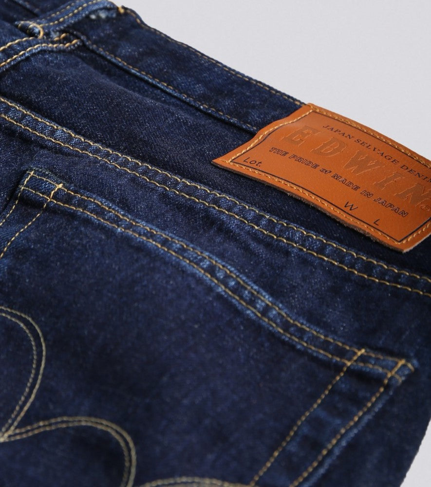 Edwin Made In Japan Rainbow Selvedge Washed 31 The Store