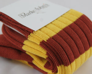 Marko John's Stripe Socks - Teddy Hall