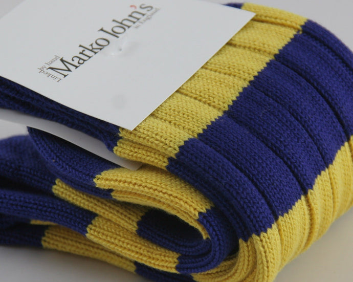 Marko John's Stripe Socks - University College