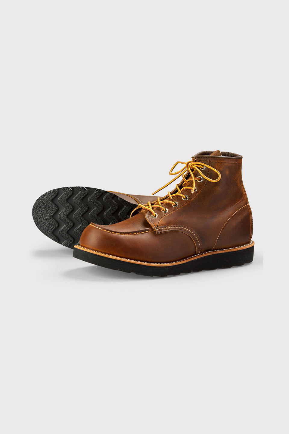 6-inch Moc Toe Copper Rough