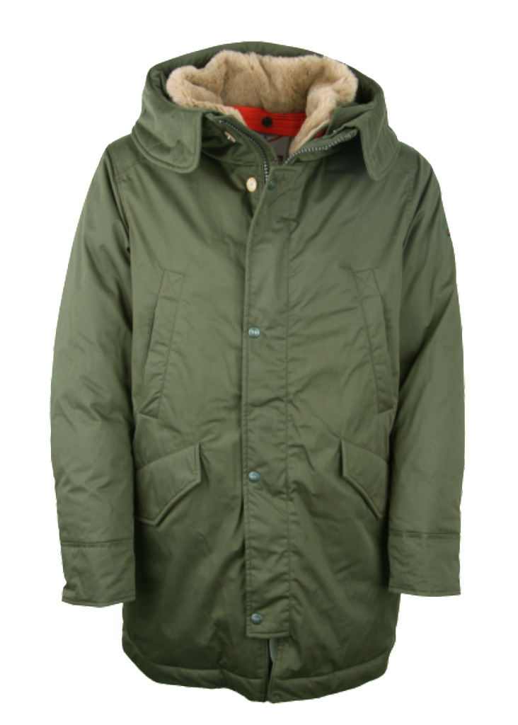 Holubar Sun Valley Parka - Deep Green