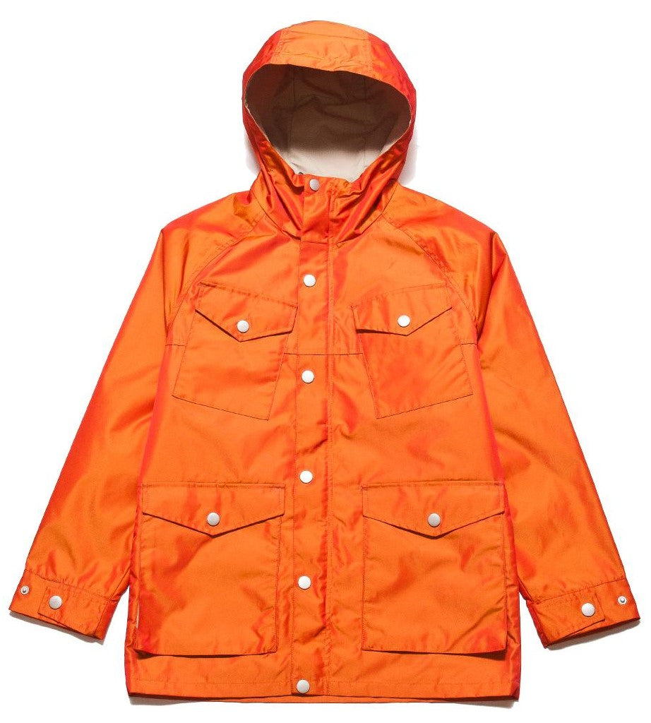 Nigel Cabourn x Peak Performance Expo Training Jacket - Sun Bleached Orange