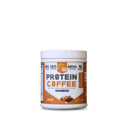 Ripped Up Nutrition Protein Coffee Caramel