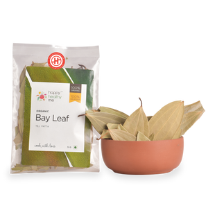 Organic Bay Leaf (Tej Patta) - 5gm