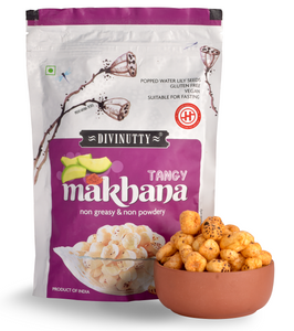 Tangy Makhana, Pack of 2(60gm each)