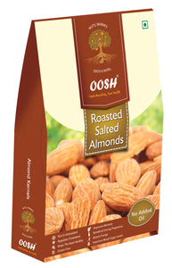 Roasted Salted Almond