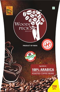 Roasted Coffee Beans - 100% Arabica