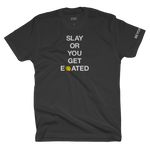 BEYONCÉ E(LEMON)ATED BLACK T-SHIRT