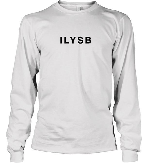 LANY ILYSB™ WHITE LONG SLEEVE