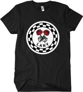 LANY DICE T-SHIRT (Black)