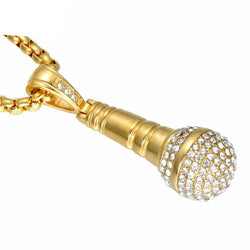 Bling Music Microphone