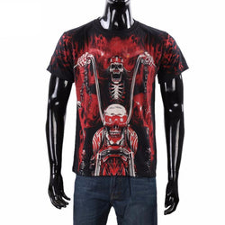 Skeleton Ride 3d T