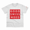 T-shirts « Good Swiss Weed »