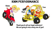 KNM Performance