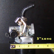 Carburetor 19mm Slide with Bracket