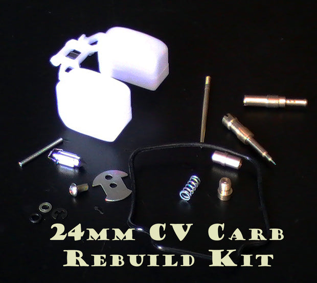 Carburetor rebuild kit 24mm