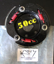 Clutch Performance GY6 50cc 1000rpm