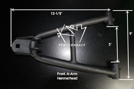 A Arm Lower Hammerhead 150