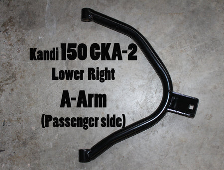 A Arm Lower Passenger Kandi 150GKA