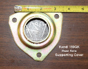Axle Supporting cover Kandi 150GKM