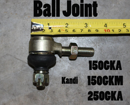 Ball Joint Tie rod end KANDI Gokart