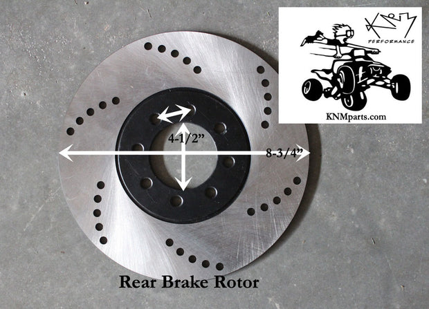 Brake Disc Rear Kandi 150 Buggy