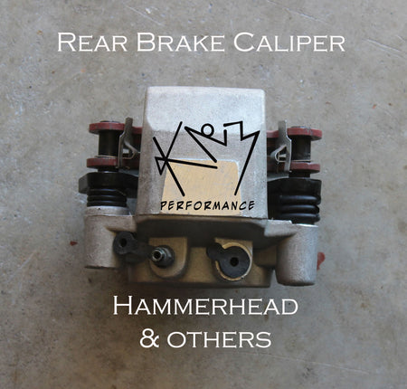 Brake Caliper Hammerhead GL150 Buggy Rear