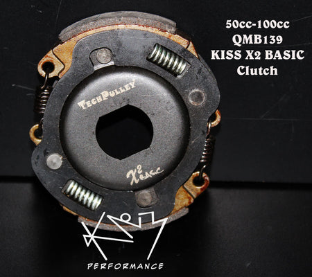 Clutch KISS X2 Basic 50cc 107mm